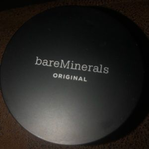 NWT Bare Minerals Original Foundation